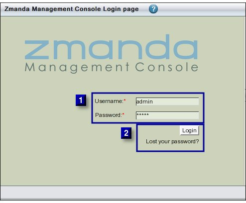 Fig.1 Login Screen